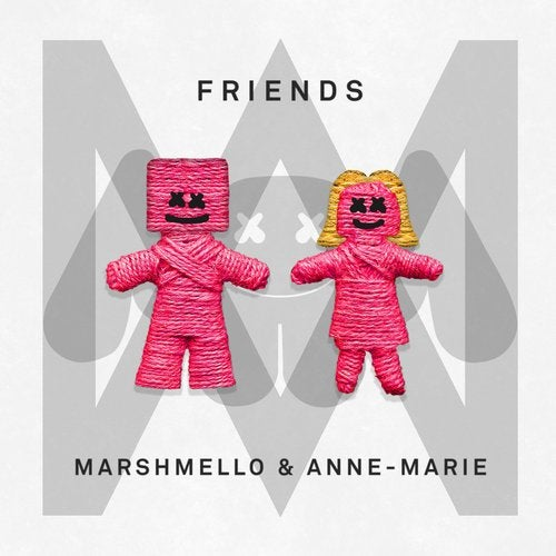Marshmello feat. Anne marie – friends