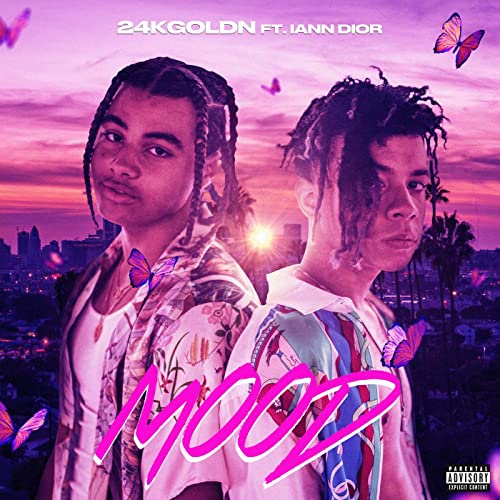 24kGoldn – Mood ft. iann dior