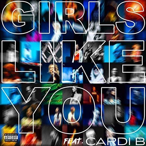 Maroon 5 – Girls Like You ft. Cardi B